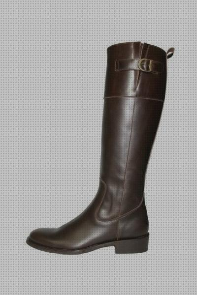 Review de botas botas marrones