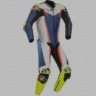 Review de monos de cuero alpinestar