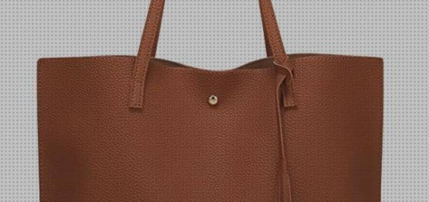 Top 15 Carteras De Cueros Marron
